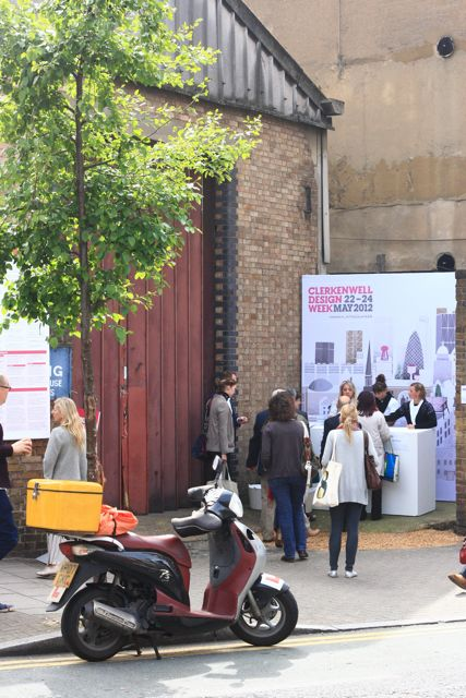 LONDON, Clerkenwell Design Week